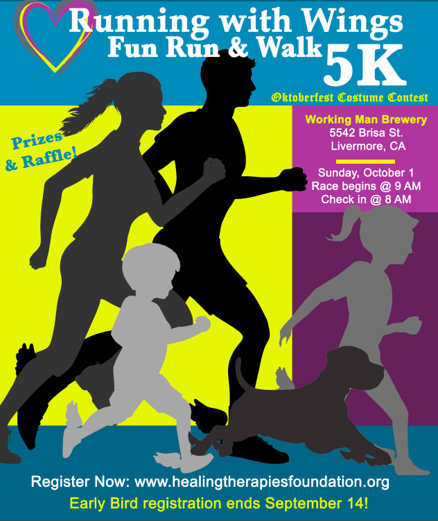 Click here to Register for 5K Run